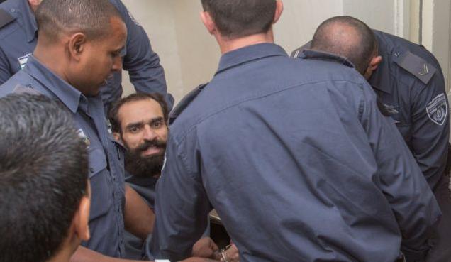 Samer Issawi ended his hunger strike in April 2013 after 256 days. Source: Haaretz