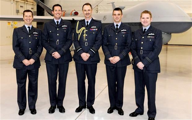 RAF Drone Pilots